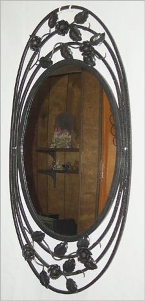 6 Rose Mirror