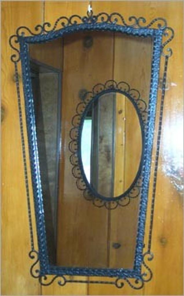 Tombstone Mirror