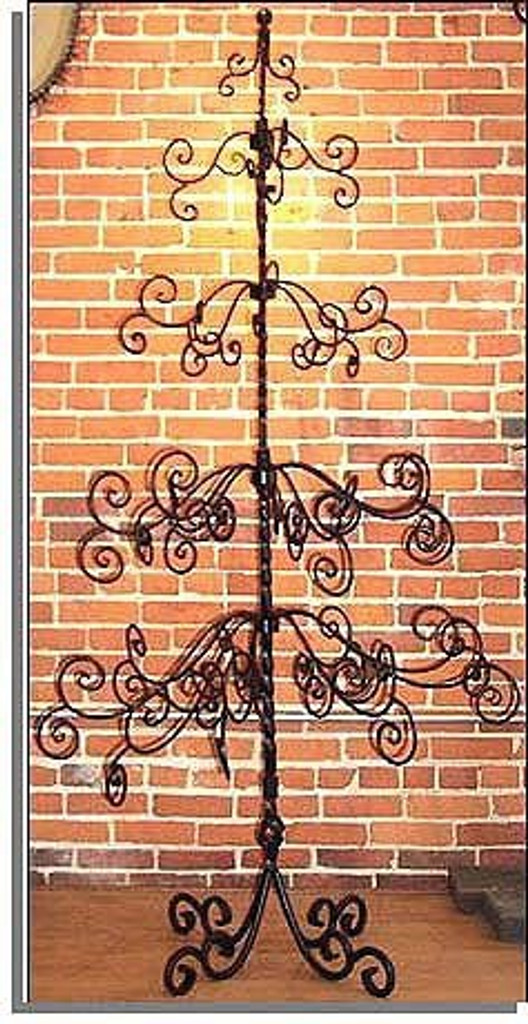 Forged Iron Tree