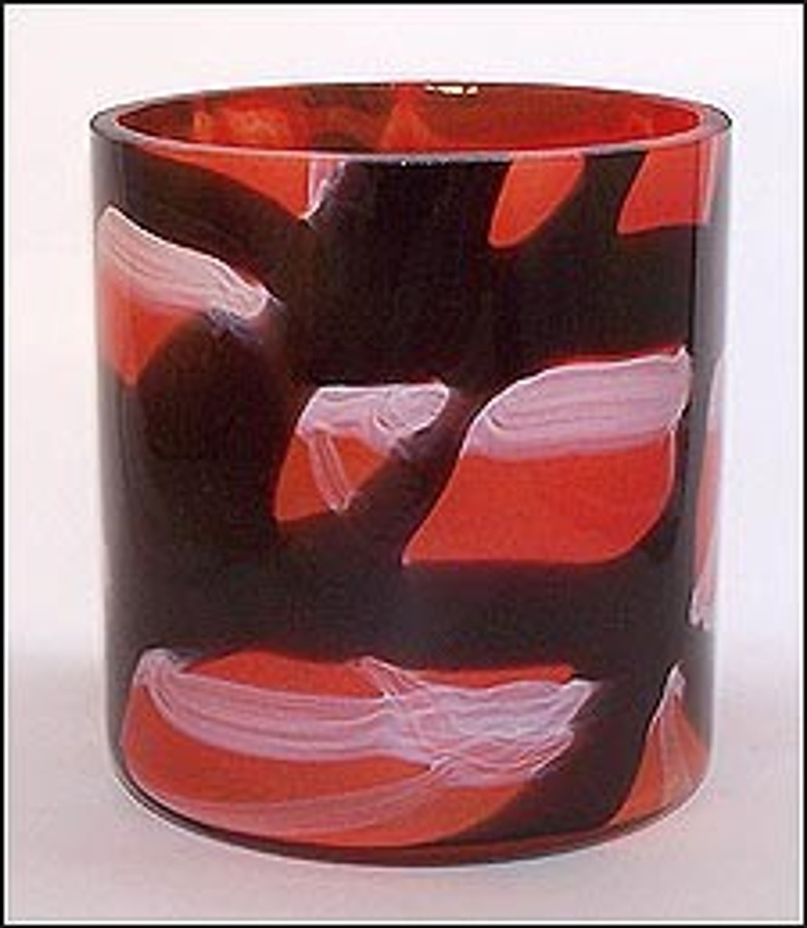 Cylinder Vase / The Crater