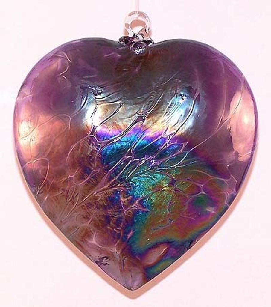 "Abalone Heart, ""Purple"""