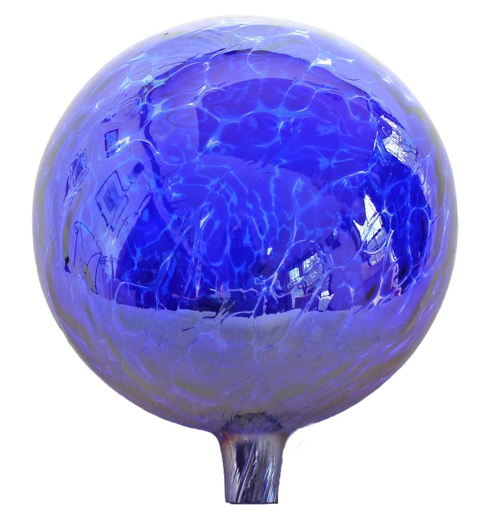"""Gazing Ball """"Cobalt Blue"""""""