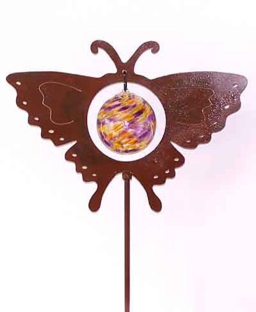 Rustic Butterfly Sun Stick