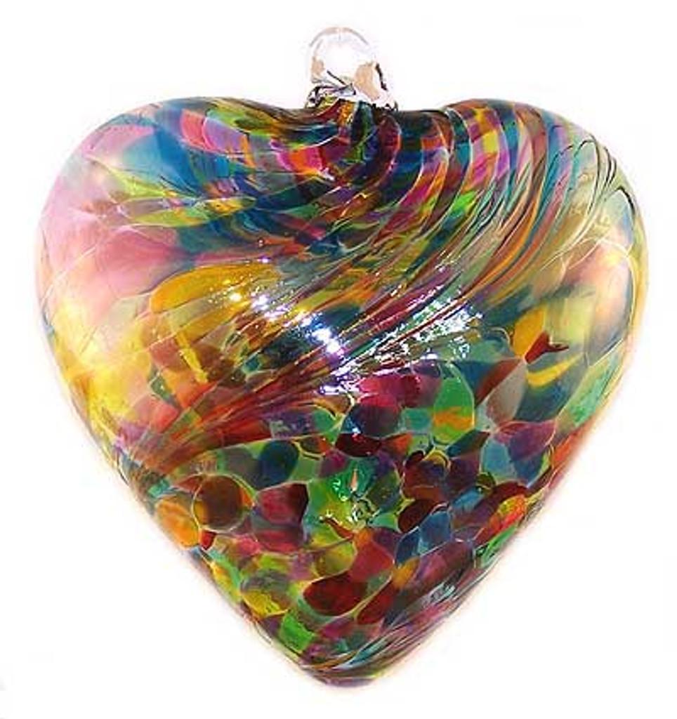 Large Multicolor Heart