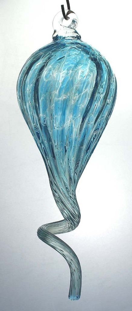 Copper Blue Gourd (small)