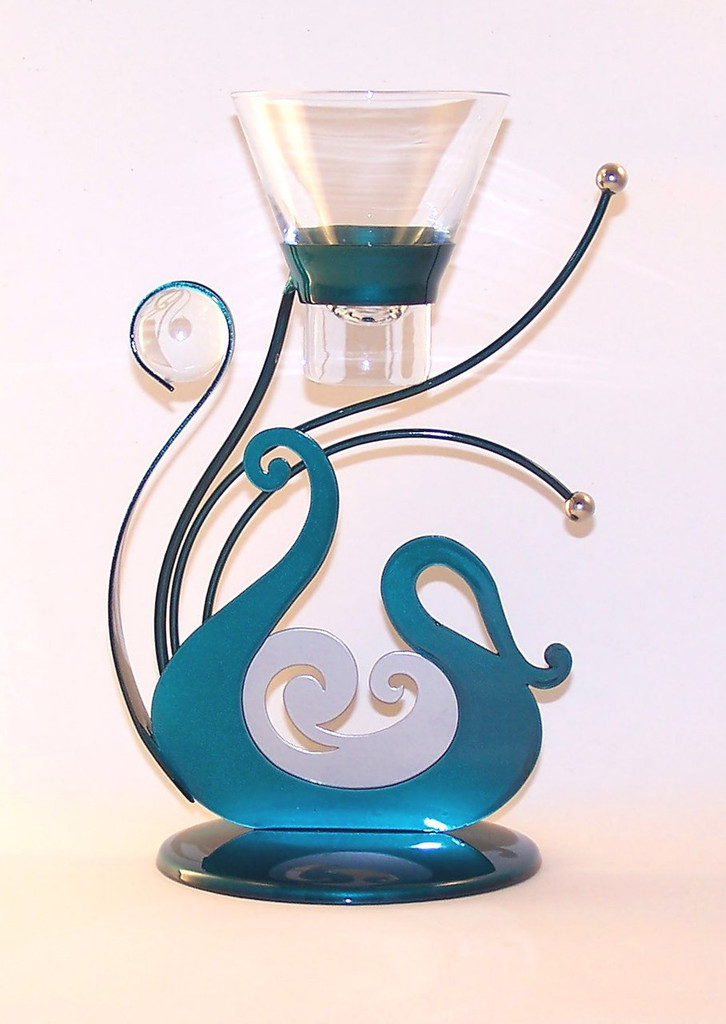 Swells Candle Holder Single