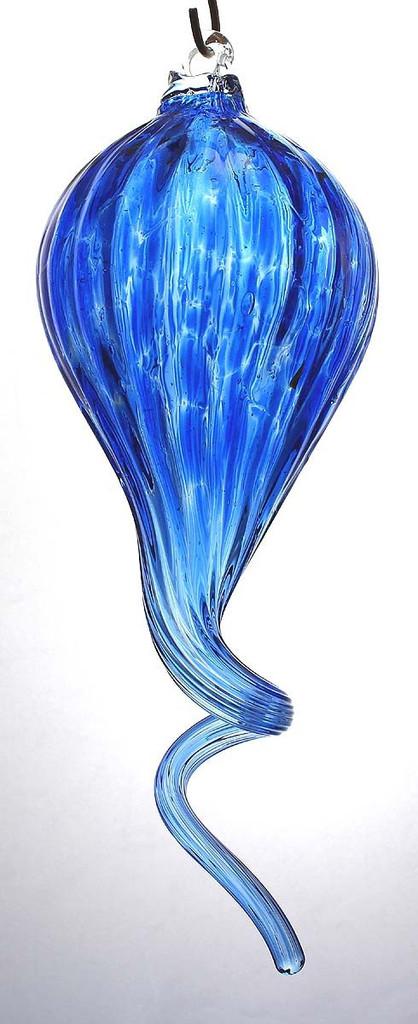 Iris Blue Gourd (small)