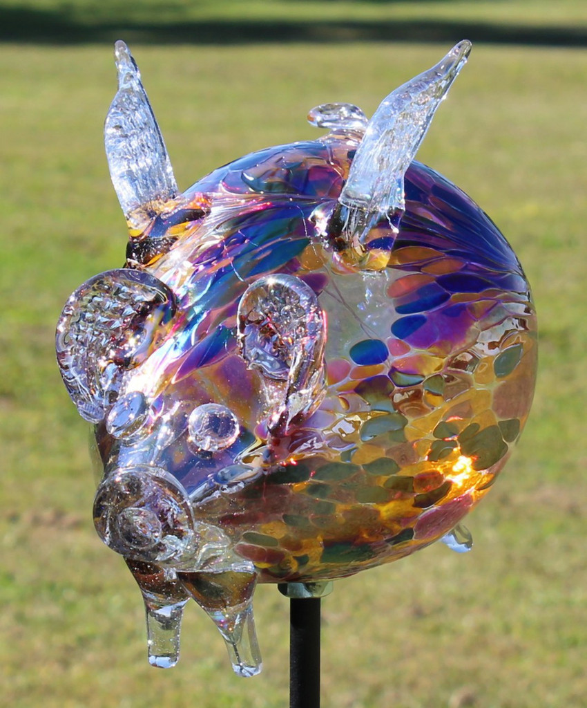 """Flying Pig """"Able"""""""