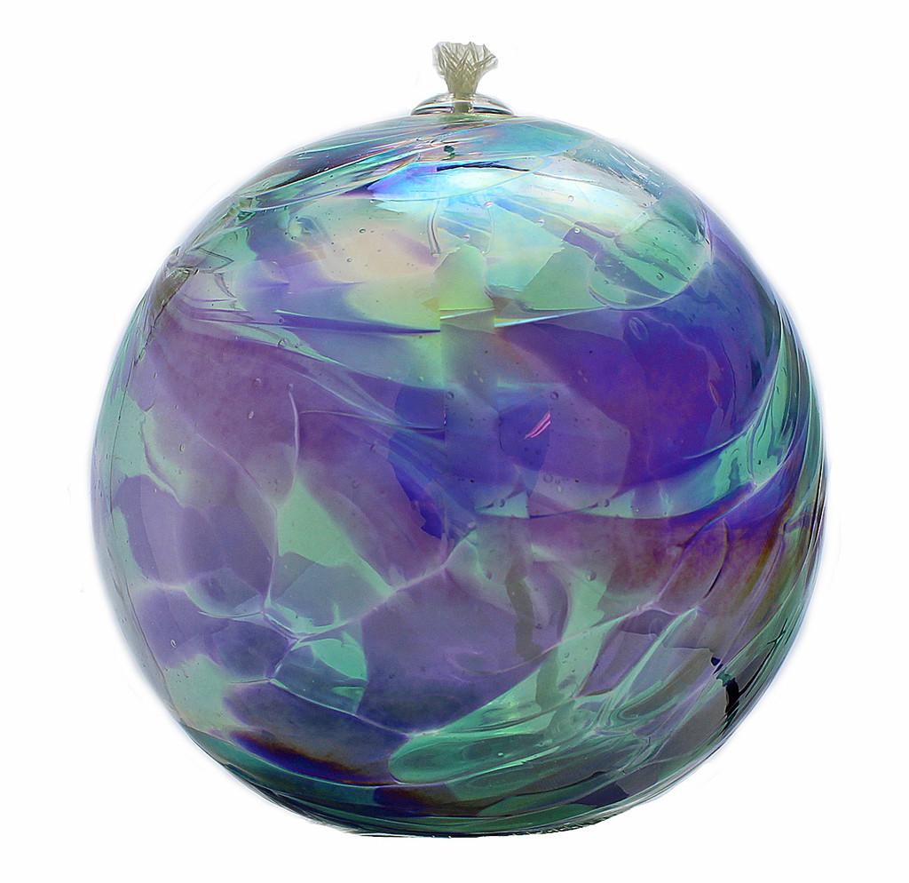 "Kugel Oil Lamp ""Hyacinth"""