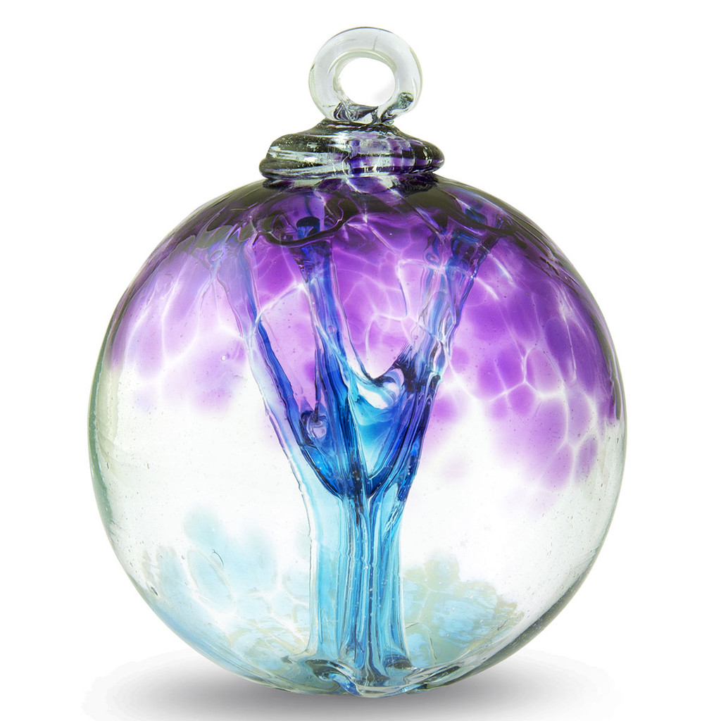 "Spirit Tree ""Aqua Violeta"" 4 Inch"