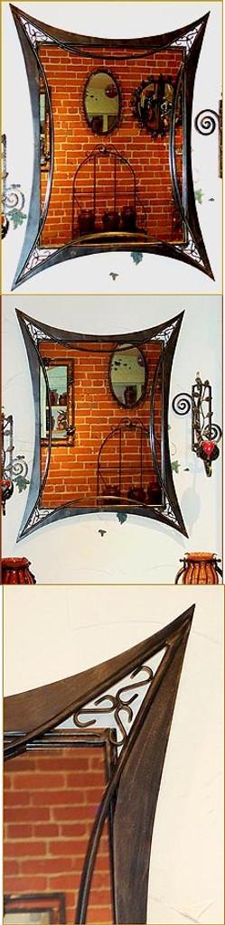 Modern French Mirror