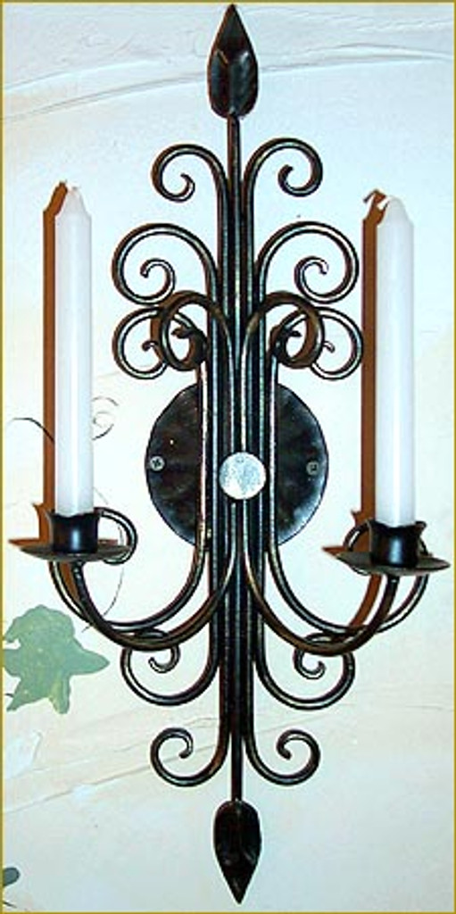 Fountain Sconce