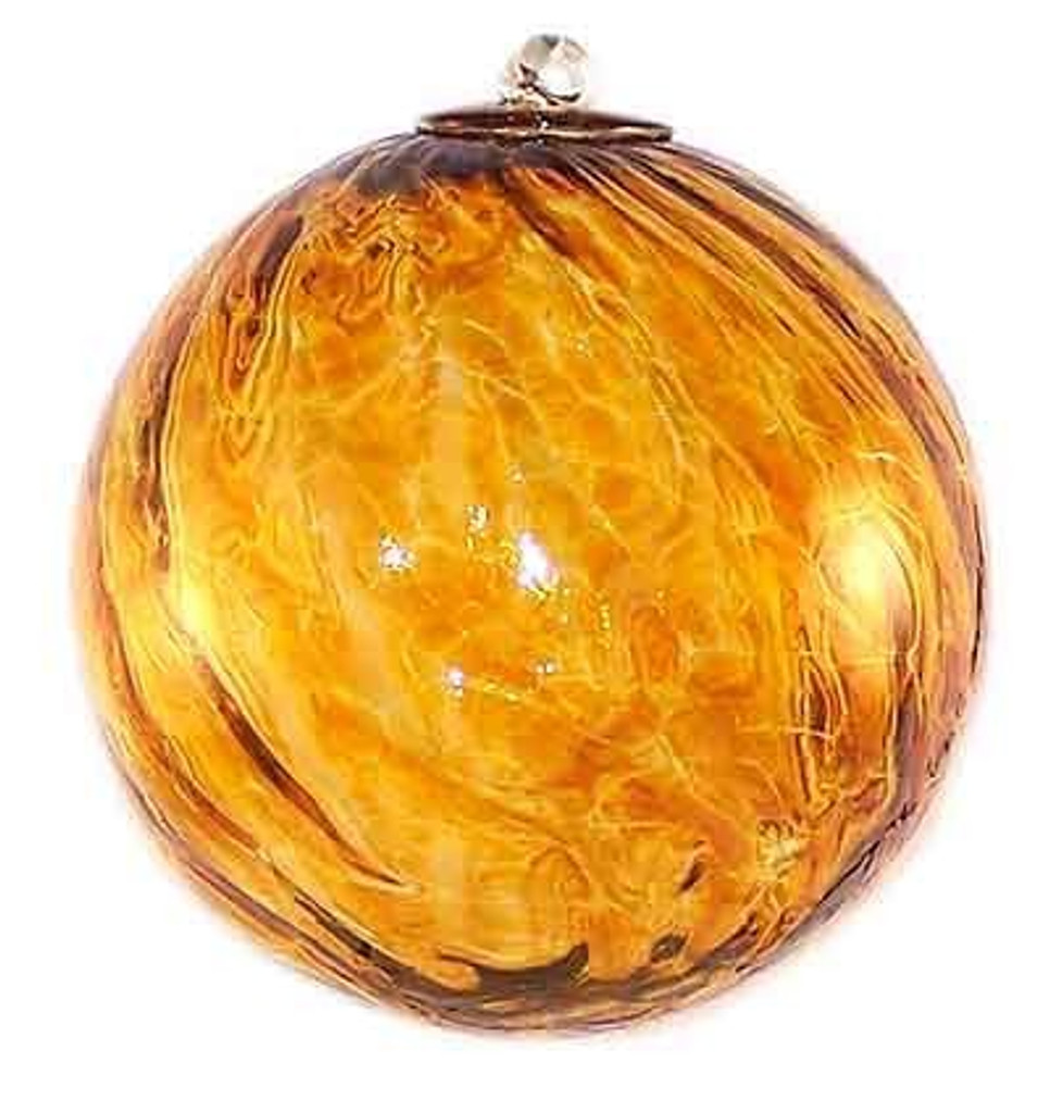 Gold Topaz Optic 4 Inch Quality Seconds