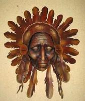 Apache Face 4