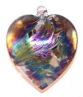 "Abalone Heart  ""Black Ice"""