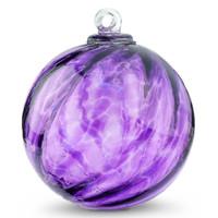 Purple 4 Inch Kugel