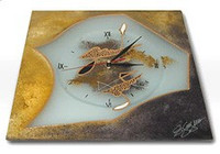 Wheat Clock