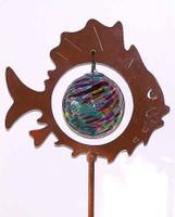 Rustic Sun Fish Sun Stick