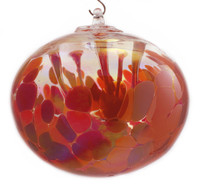 "JuJu Ball ""Pepper Red"" Iridized"