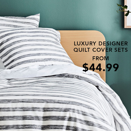 Luxury Quilt Cover Sets