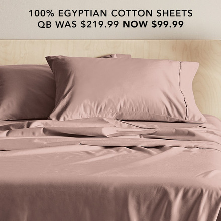 Egyptian Royale Sheets Now $99.99