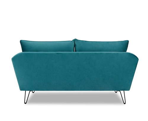 Stupendous Velluto Velvet 2 5 Seater Sofa Ocoug Best Dining Table And Chair Ideas Images Ocougorg
