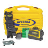 Spectra Precision LT58G-3 Universal Laser Layout Tool with Green Beams