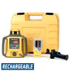 Topcon RL-H5A Self-Leveling Laser PS.RB Kit with LS-80L Receiver and Rechargeable Batteries- 1021200-14