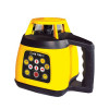 SitePro 27-KS100HV-4C Horizontal / Vertical Rotary Laser Exterior Package with Inches Rod and Tripod