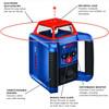BOSCH GRL2000-40HVK REVOLVE2000 Self-Leveling Horizontal / Vertical Laser Package