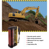 Leica LMR240 Laser Machine Display Receiver ideal for Backhoes and Mini-Excavators : 773569
