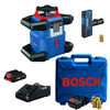 BOSCH GRL4000-80CH REVOLVE4000 Dual Grade Self-Leveling Laser Package