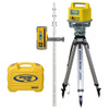 Spectra Precision LL500-3 Long Range Laser Complete Package w/ HL700 - METRIC Rod