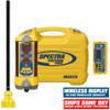 Spectra Precision LR50W-DM Wireless Laser Machine Display Receiver (NiMH) RD20 Remote Display and DM20 Mast