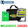 Spectra Precision LP51G Green 5-Beam Point Laser Tool