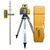 Spectra Precision LL300N-2 Laser Package INCHES-Rod and Tripod