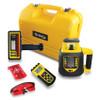 SitePro SLR202GRK-C Dial-IN Dual Gade Rotary Laser Package