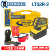 Spectra Precision LT52R-2 Point and Line Laser Tool - Rechargeable Lithium Batteries and HR220 Receiver