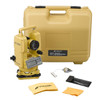 Topcon DT205L Digital Theodolite Kit with Laser and 5 Second Accuracy - Model 303217101