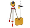 Topcon RL-H5A Self-Leveling Laser PS.DB Kit with LS-80L Receiver,  Alkaline Batteries, Measuring Rod INCHES and Tripod - 1035259-01