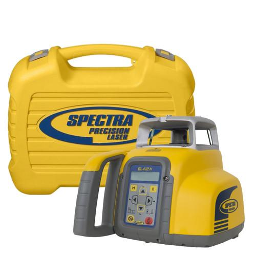 Spectra Precision GL412N-BCC Single Grade Laser - No Receiver and No Remote.