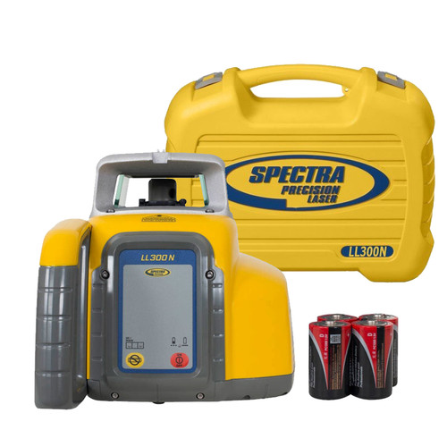 Spectra Precision LL300N-BCA Laser and Case Only