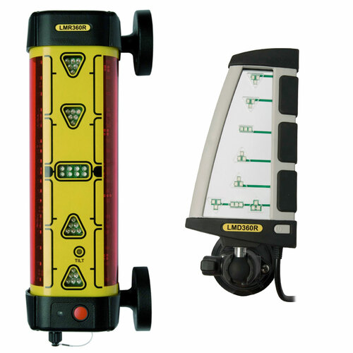 Leica LMR360R Wireless Laser Machine Display Receiver (NiMH) LMD360R Remote Display - 6009893