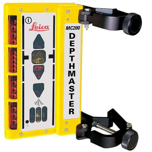 Leica MC200 Depthmaster 200° Laser Machine Display Receiver (NiMH) - 742701