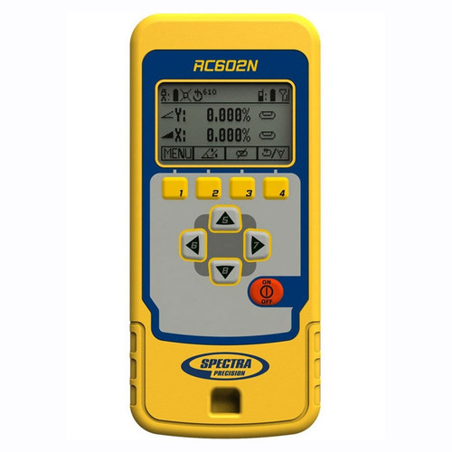 Spectra RC602N Radio Remote Control for Spectra GL612N and GL622N Lasers