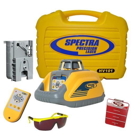 Spectra Precision HV101 Horizontal / Vertical Laser Interior Starter Package