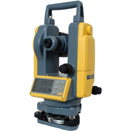 Spectra Precision DET-2 Theodolite 2-Second Accuracy - Digital Transit