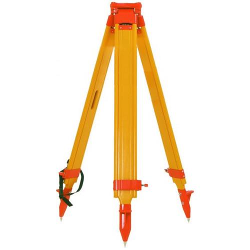Seco 5402-12 Heavy-Duty Quick Clamp Birch Wood and Fiberglass (Orange)