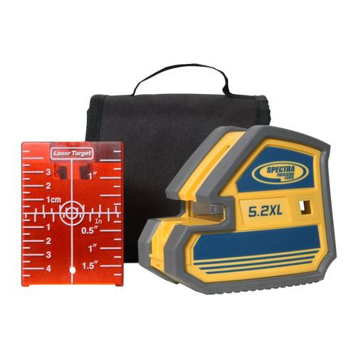 Spectra 5.2XL Laser Pointer Package