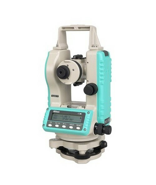Nikon NE-101 Construction Theodolite Kit - 7 Second